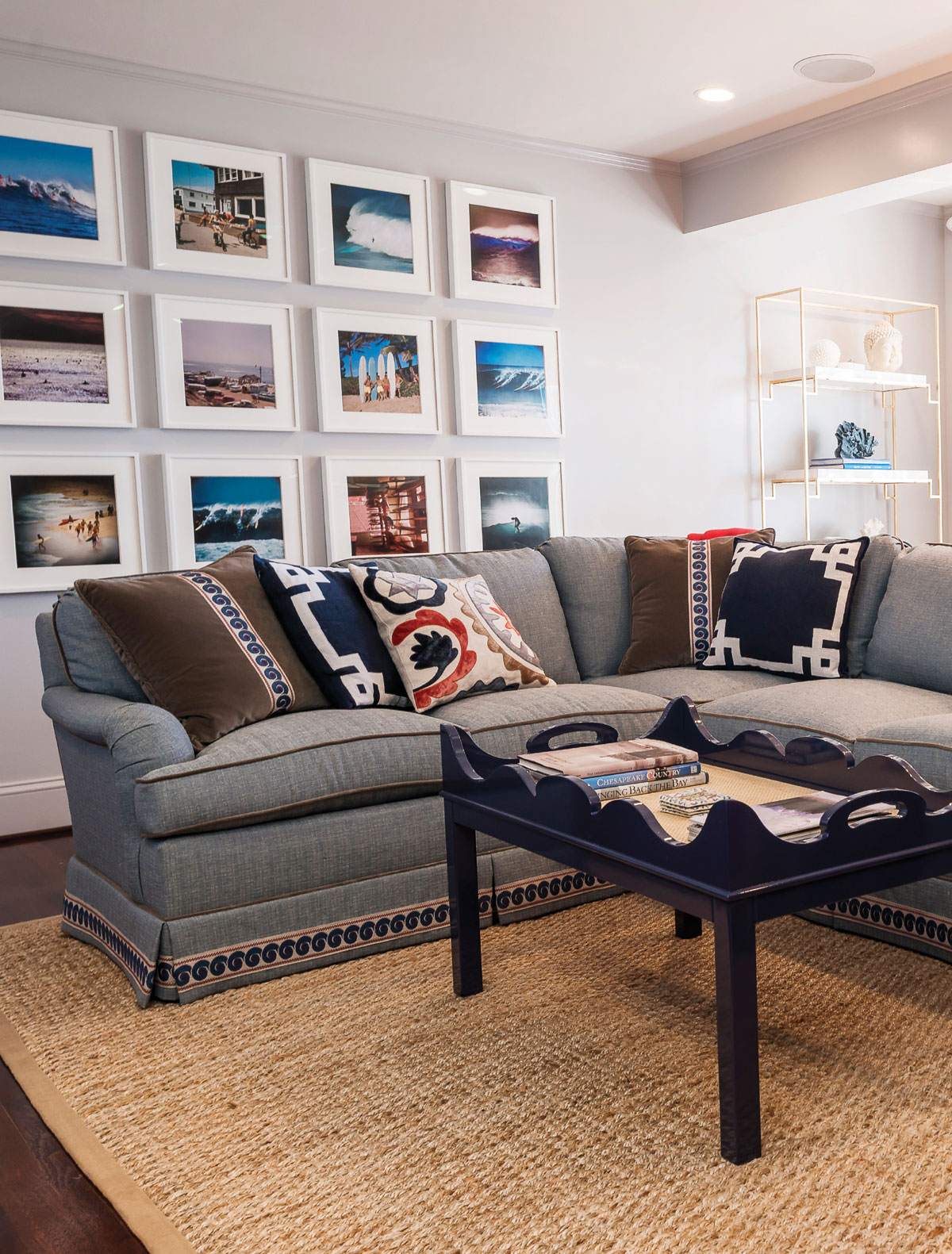 When Sarah Griswold Johnson And Lisa Sokolu2014the Duo Behind Locally Based  Johnson/Sokol Interior Designu2014accepted Their Clientu0027s Charge To Update Her  And Her ...