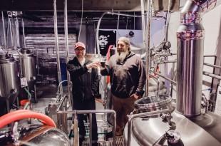Brewer bros: Roy Fisher, Jr. and Bill Stevenson.