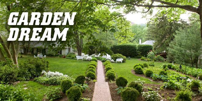 Garden Dream – Baltimore Style