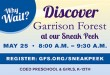 Discover Garrison Forest at their Sneak Peek May 25