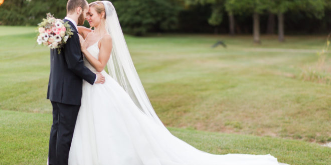 Designing a Dream Dress: Local Bride Creates Her Own Stunning Gown