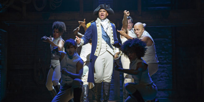 Wait For It: Hamilton is Coming to Baltimore