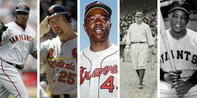 Can You Name These Legendary MLB Home Run Hitters?