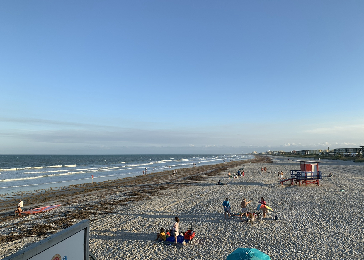 Cocoa Beach Florida Vacation