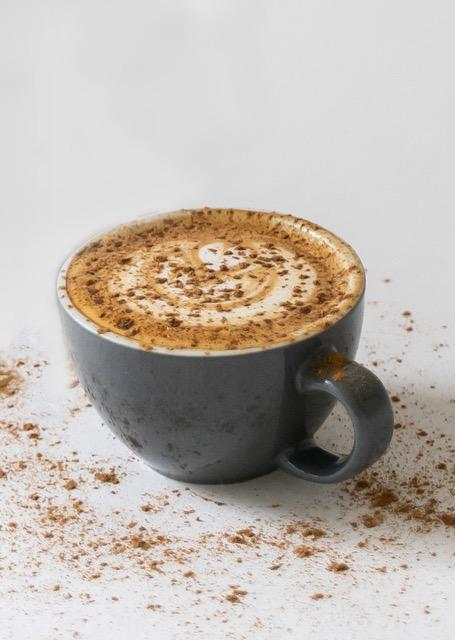 Ceremony coffee browned sugar pumpkin latte