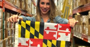 Fashioning Maryland Pride: Route One Apparel's Ali von Paris