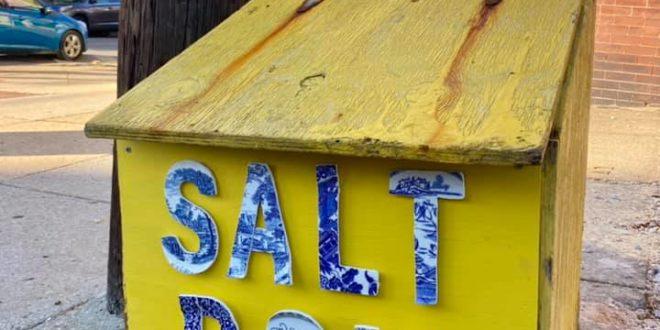 Salt Box Art