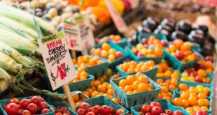 Shop Fresh and Local at These Baltimore Farmer's Markets