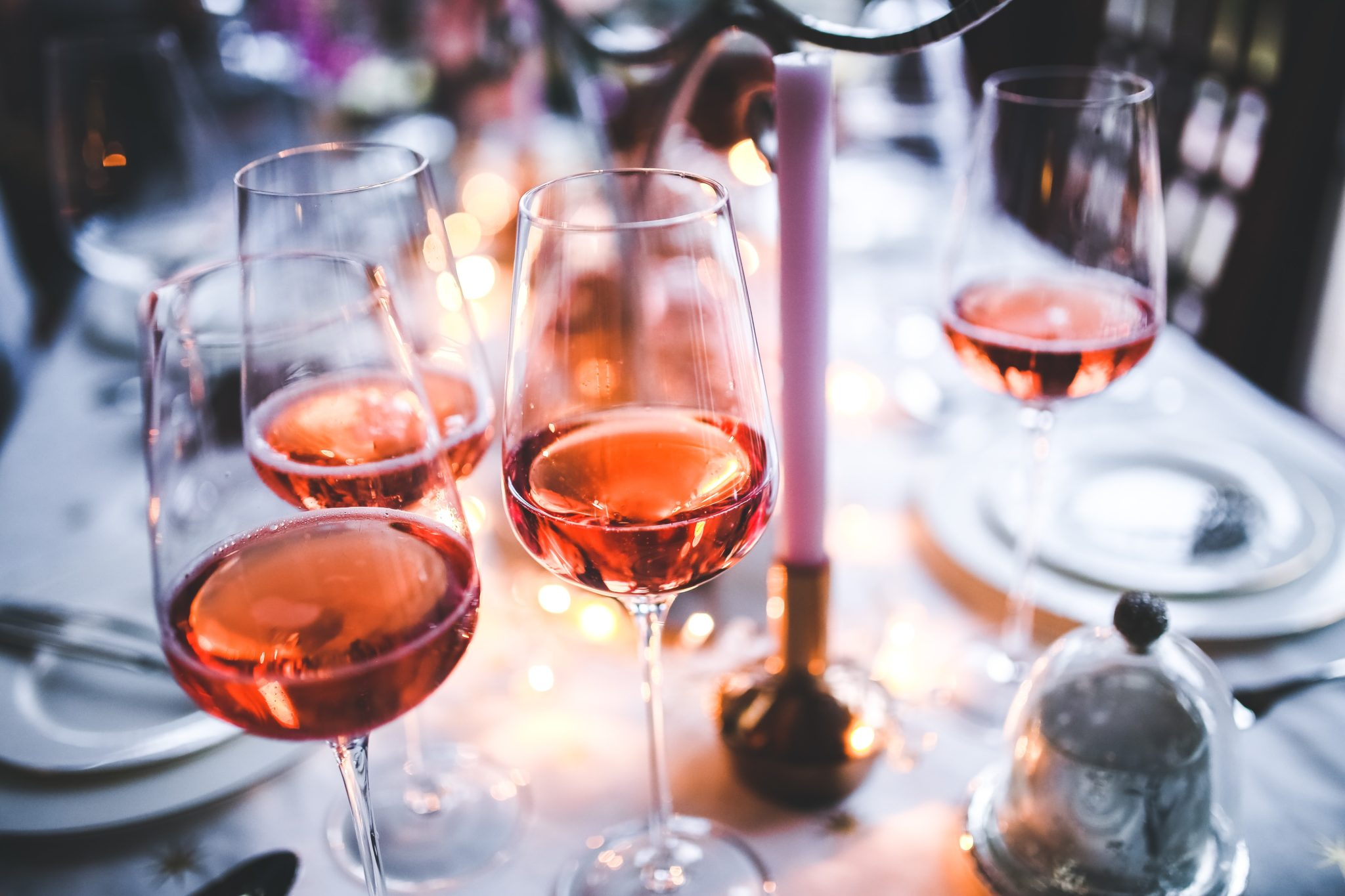Celebrate Spring at Harbor East's Rose in May