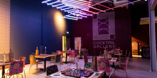 Art and Cocktails Unite at Baltimore Spirits Company's New Cocktail Gallery