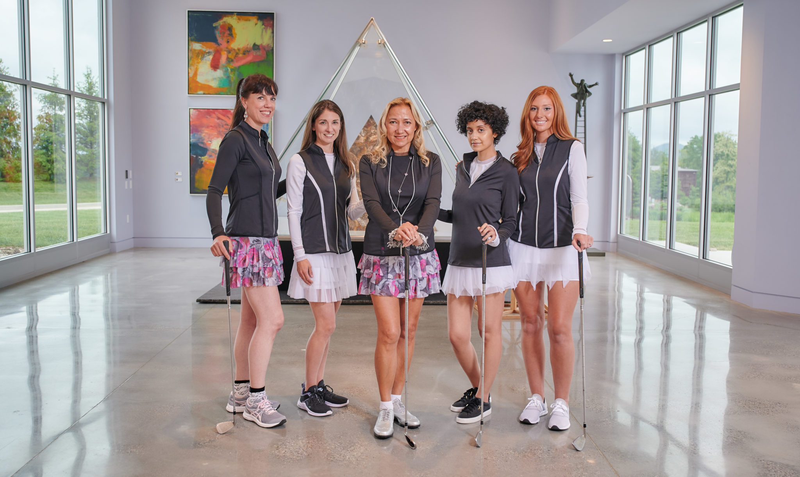 Ella Pritsker Couture Launches Signature Performance Line, EPC Style