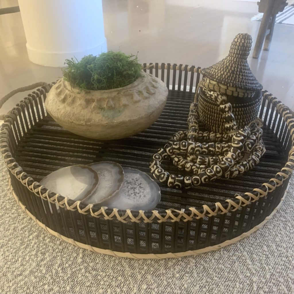 Bungalow Modern Paper Mache Pot