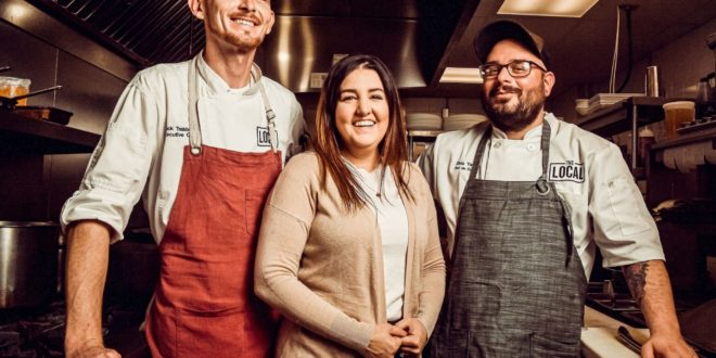 The Local Redefines Comfort Food with Elegant, Farm-to-Table Menu